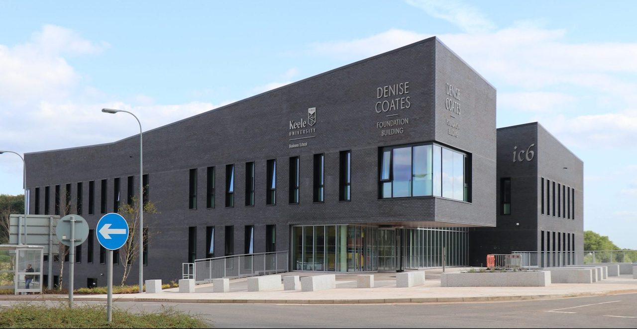 Denise Coates Building